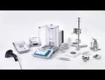 Laboratorní váhy a příslušenství nejen do laboratoří