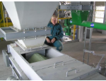 Průmyslové váhy, pásový podavač, elektromechanická skluzová váha, navažovací systémy