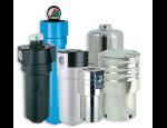 Hydraulické a olejové filtry