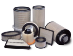 Palivov� filtry a vzduchov� filtry pro mechanizaci i vzduchotechniku