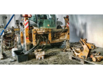 Opravy stavebních strojů a pásových podvozků, CNC ohraňování plechů
