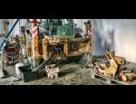 Opravy stavebn�ch stroj� a p�sov�ch podvozk�, CNC ohra�ov�n� plech�
