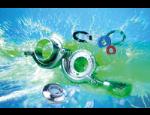 Lisovací a letovací fitinky pro sanitární využití