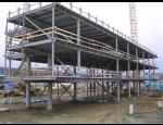 Ocelové konstrukce, komíny a zámečnické výrobky