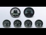 Palubní přístroje VDO v široké škále typů a designového provedení pro Váš automobil