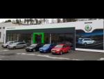 Autorizovaný prodej vozů a servis automobilů značky Škoda v Třebíči