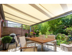 Pergoly, pergolové systémy pro efektivní využití teras a balkonů