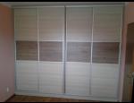 Zakázková výroba vestavěných skříní do jakéhokoliv prostoru na míru