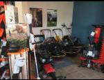 Zahradní a lesní technika STIHL, VIKING, VARI, HONDA, DAKR – prodej a servis