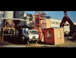 Transportbeton – potěrový, konstrukční, silniční, výrobky z betonu