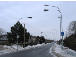 Osvětlení přechodů, parků a veřejných komunikací