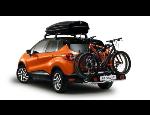 Půjčovna střešních boxů, nosičů na kola na tažné zařízení, praktický doplněk