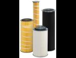 Průmyslové filtry pro snížení opotřebení strojů a ochranu zdraví zaměstnanců