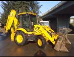 Stavební a zemědělská technika JCB, prodej strojů a příslušenství