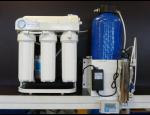 Výroba - úprava a filtrace vody