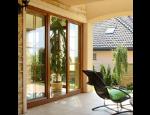 Hliníková okna a dveře, garážová vrata