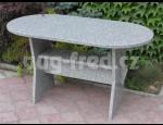Kamenické práce pro Váš exteriér - zahradní nábytek z kamene a výroba kvalitní žulové nebo mramorové dlažby