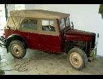 Plachty na historické automobily