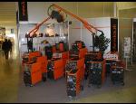Svařovací stroje MIG/MAG, TIG DC a TIG AC/DC, invertory MMA, drážkovací a multifunkční stroje