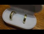 Výroba zlatých a stříbrných šperků z vlastního materiálů, servis a čištění šperků