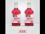 Nealkoholické nápoje a limonády ZON s dlouholetou tradicí ve vratných skleněných lahvích