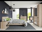 Nábytek do ložnice a dětského pokoje