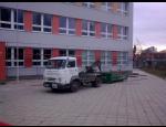Půjčovna stavebního nářadí a zahradní techniky, pronájem mobilního WC