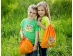 Potisk třídních předmětů, doplňků a oblečení s vlastním motivem pro školky a školy