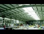 Sendvičové izolační polyisokyanurátové PIR panely pro stavby s vyšší požární odolností
