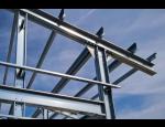 Konstrukční pevnostní profily na výstavbu ocelových konstrukcí, hal