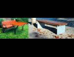 Parkový a městský mobiliář HAGS, Nusser, Concrete Sportanlagen v nejvyšší kvalitě