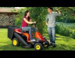 Zahradní technika pro péči o zahradu a zemědělské stroje pro polní práce