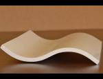 Oblouková ohýbaná kuchyňská dvířka - novinka ve výrobě kuchyňského nábytku