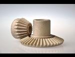 Výroba a povrchová úprava odlitků, výroba forem, tepelné zpracování a obrábění odlitků