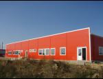 Opláštění montovaných hal a budov zatepleným i studeným pláštěm
