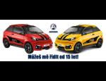 Automobily pro patnáctileté, nové a ojeté vozy všech značek