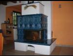 Teplo do vašeho domova díky kachlovým kamnům, prodej a servis v Jihlavě a okolí