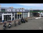 Servis motocyklů a čtyřkolek, náhradní motodíly, oleje, kapaliny