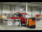 Manipulační technika pro e-commerce, tahače, vychystávací a manuální vozíky, roltejnery