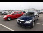 Prodej ojetých automobilů Škoda