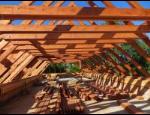 Tesařské a truhlářské práce, výroba krovů, dřevěných konstrukcí