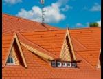 Betonové střešní tašky TERRAN – moderní a odolná střešní krytina