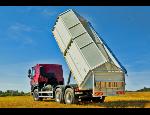 Výroba zemědělských sklápěčových korb a nástaveb, přestavby nákladních vozů
