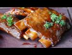 Grilovaná a pečená masa