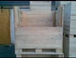 Výroba dřevěných obalů standardních i speciálních - Znojemsko