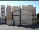 Výroba dřevěných a překližkových beden a dřevěných kontejnerů na zakázku