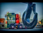 Zajištění nákladní dopravy stavebního materiálu na místo stavby