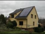 Ekologická výroba elektřiny v domácí fotovoltaické elektrárně