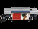 Velkoplošné sublimační tiskárny MIMAKI s potiskem na textil