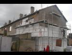 Zateplení fasád rodinných a bytových domů, revitalizace panelových domů